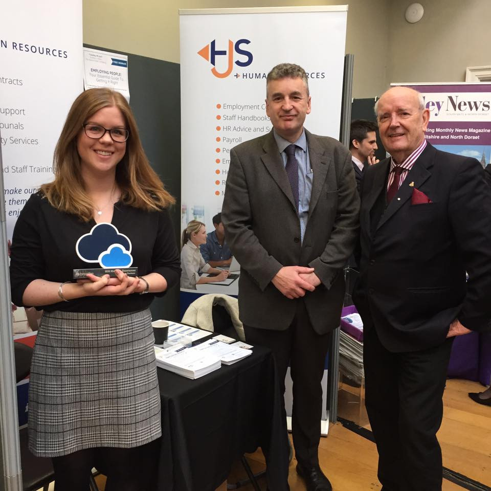 HJS Human Resources at South Wilts Business Expo