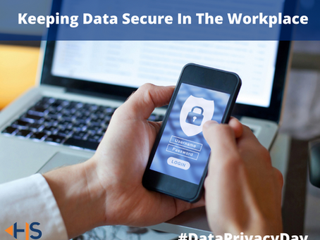 Keeping Data Secure In The Workplace