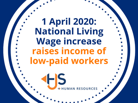 National Living Wage increase raises income of low-paid workers