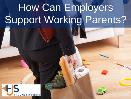 Back to school... How can employers support working parents?