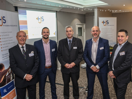 Local businesses delighted with practical insight from free business seminar
