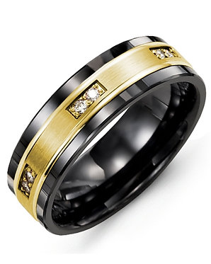 Madani Mens Ring