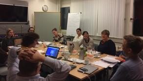 ERSO members meeting 21-22 November 2019 in Vienna