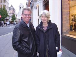 with Caryl Churchil