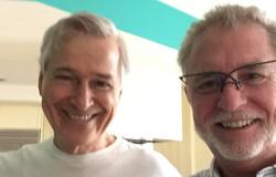 with John Patrick Shanley