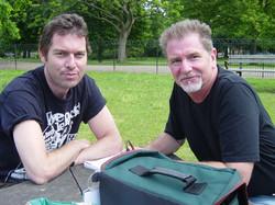 with Joe Penhall
