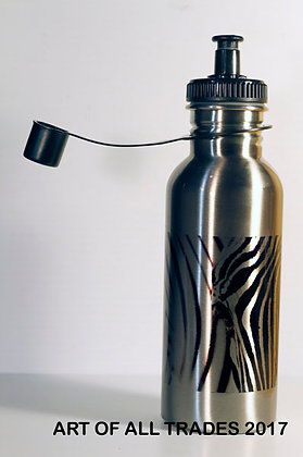Stainless Steel water bottle with any photo/s