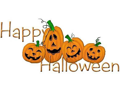 Fall Is Here - Happy Halloween!