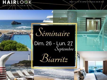 Excel Coiffure prépare son séminaire 2021 à Biarritz