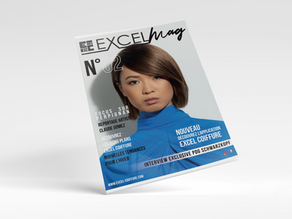 L'enseigne Excel Coiffure lance son magazine papier