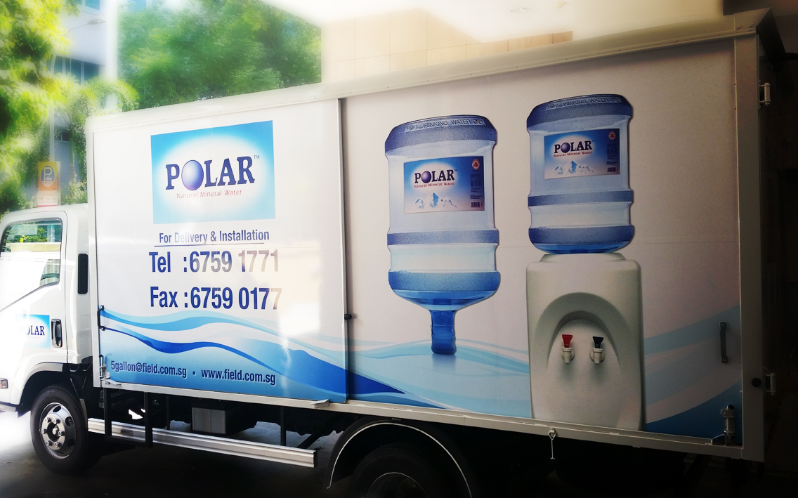Polar-Lorry