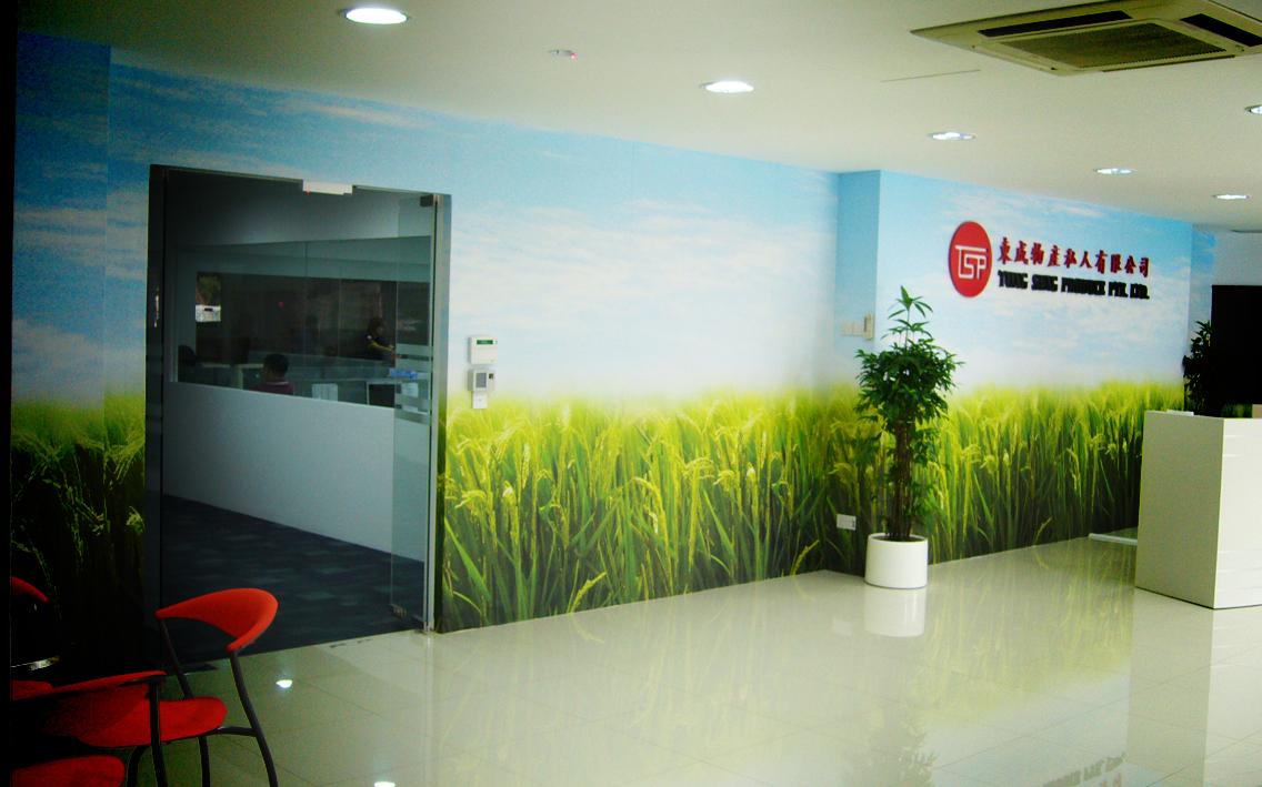 TongSeng Mural