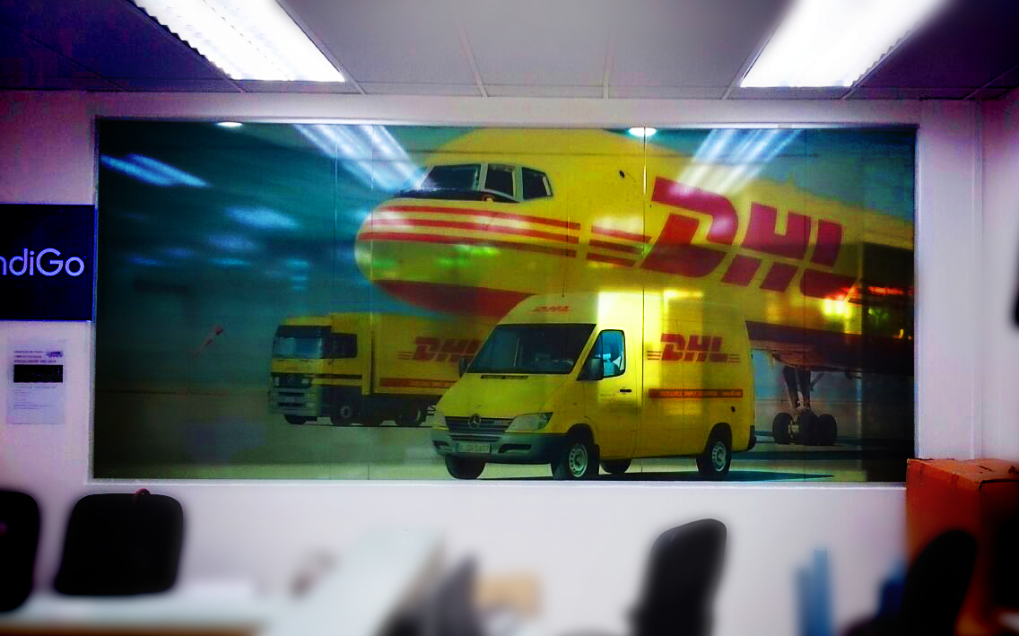 DHL-Window