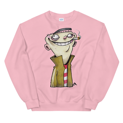BUTTERED TOAST Unisex Sweatshirt