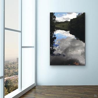 """""""Passage"""", landscape"""