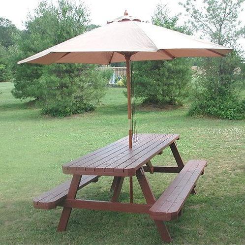 Garden table 2