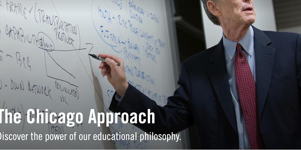 与芝加哥大学校友谈芝加哥精神、谈选择、谈MBA | Live Podcast 第三期