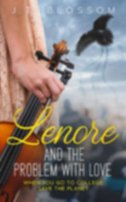 lenore and the problem with love front 5