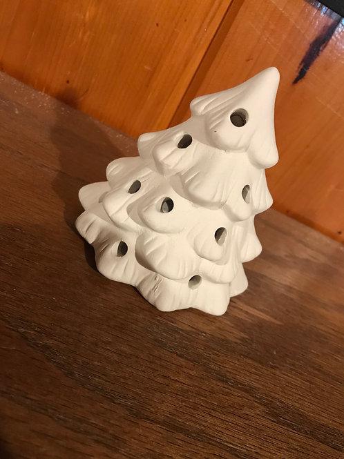 Small  Ceramic Night Light