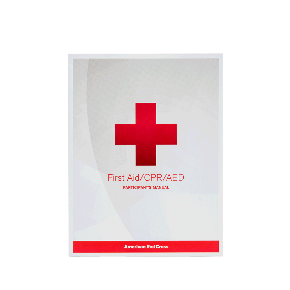CPR/First Aid/ AED Participant Manual