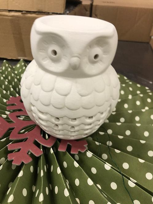 Owl Candle Burner