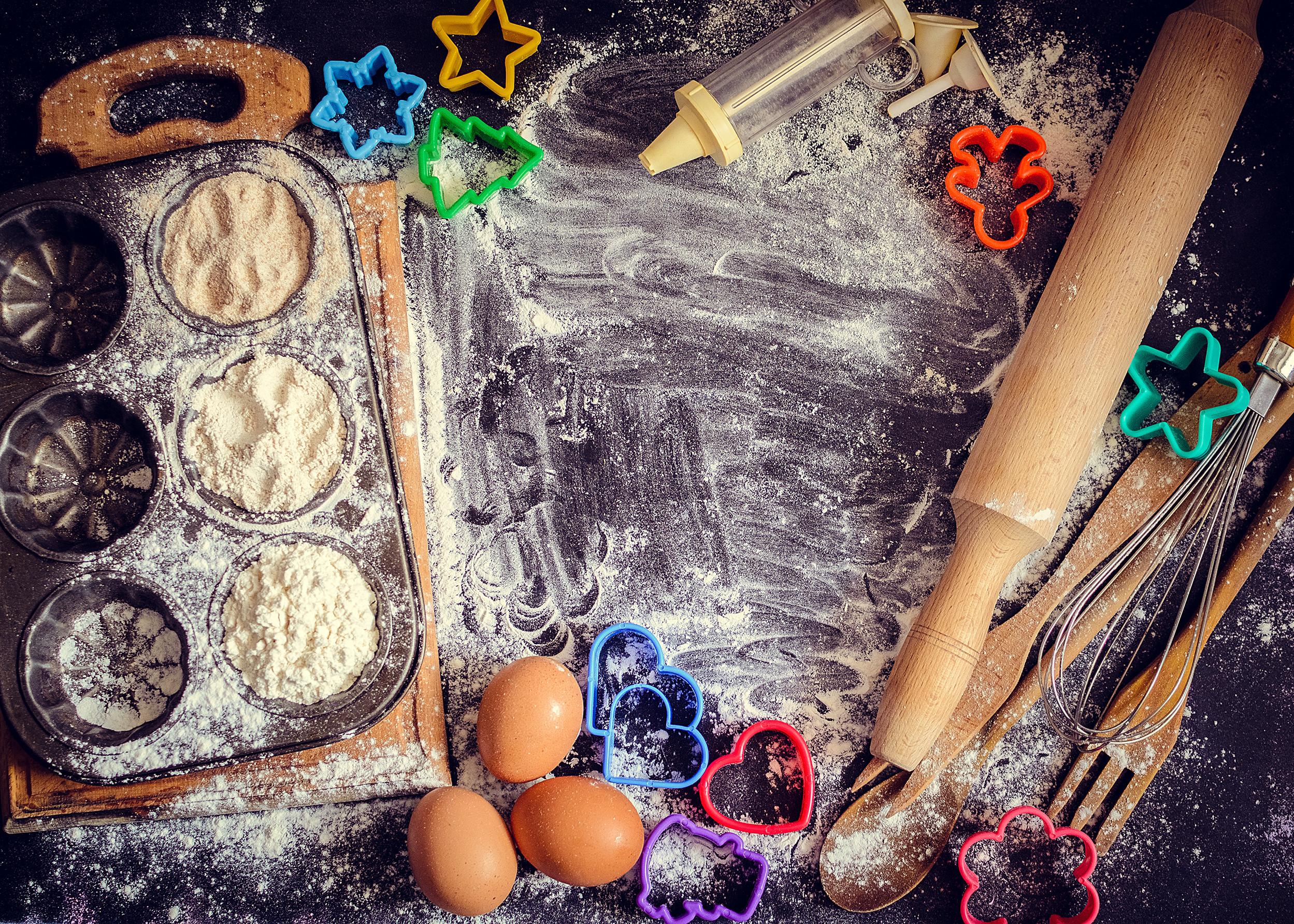 Baking for Children (8-15+)