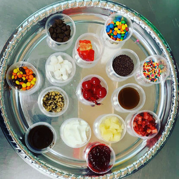Toppings