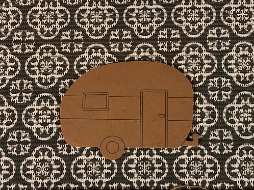 Retro Camper Mosaic Kit