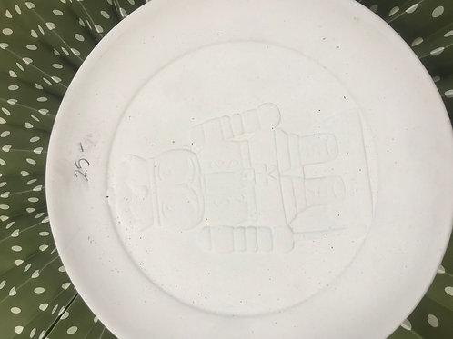 Nutcracker Plate
