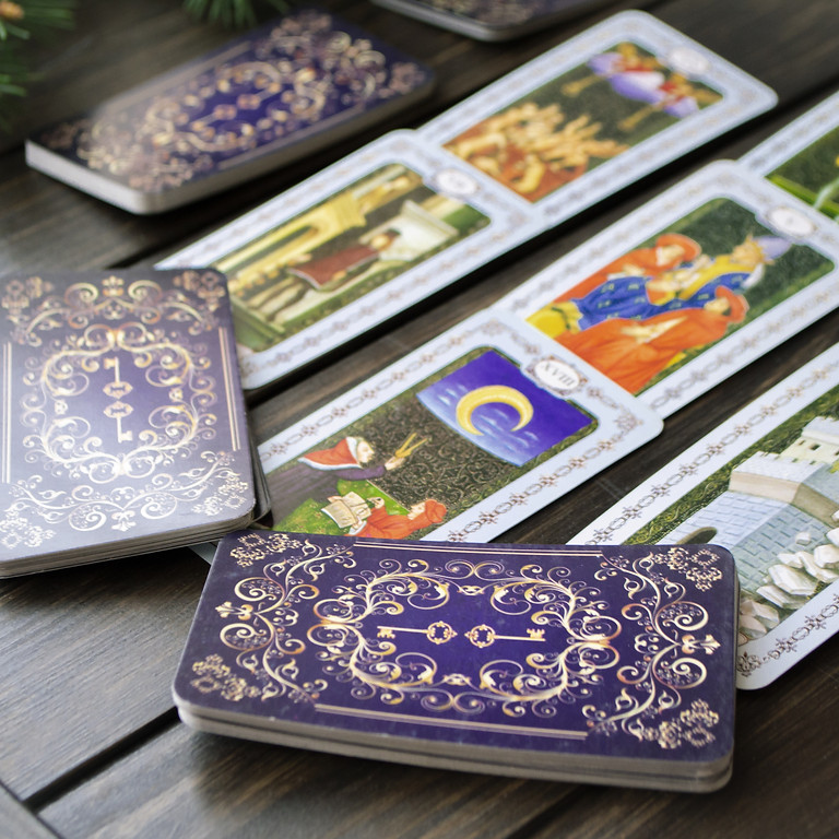Intro to Psychic Card Reading I