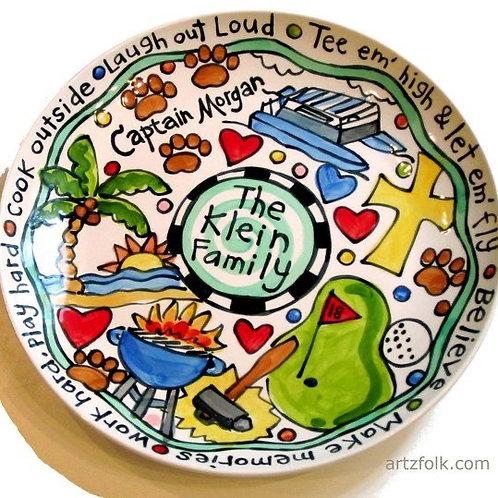 Memory Keepsake /Family Pasta Dish