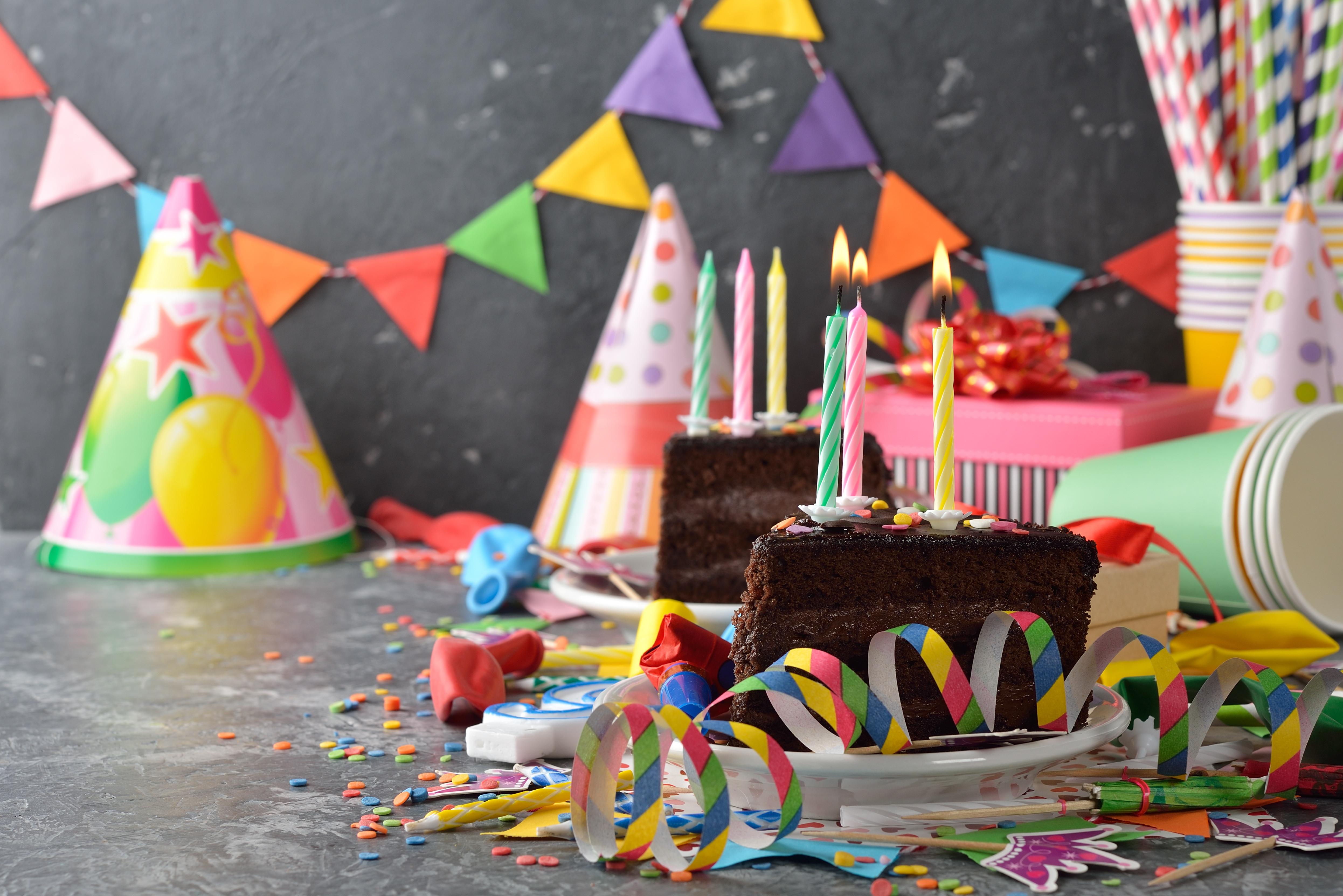 Children's Birthday Party Event
