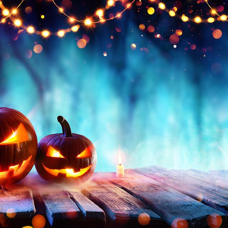 Haunted Halloween Showdown