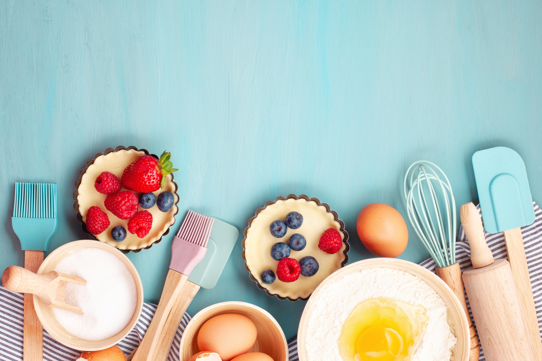 Intermediate Baking for Children (8-15+)