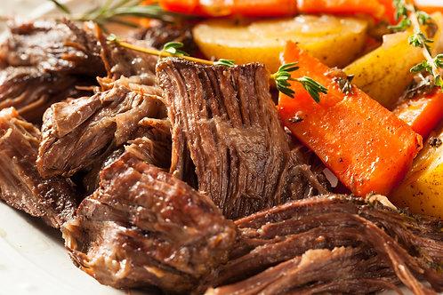 Beef Chuck Roast Bone in