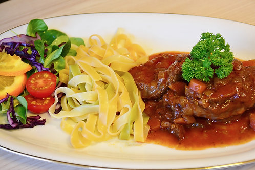 Beef Shank - Osso Bucco $4/Lb.