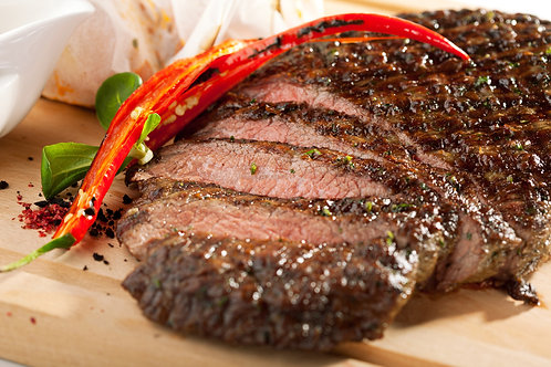 Beef Flank Steak ~ $10.00/pound