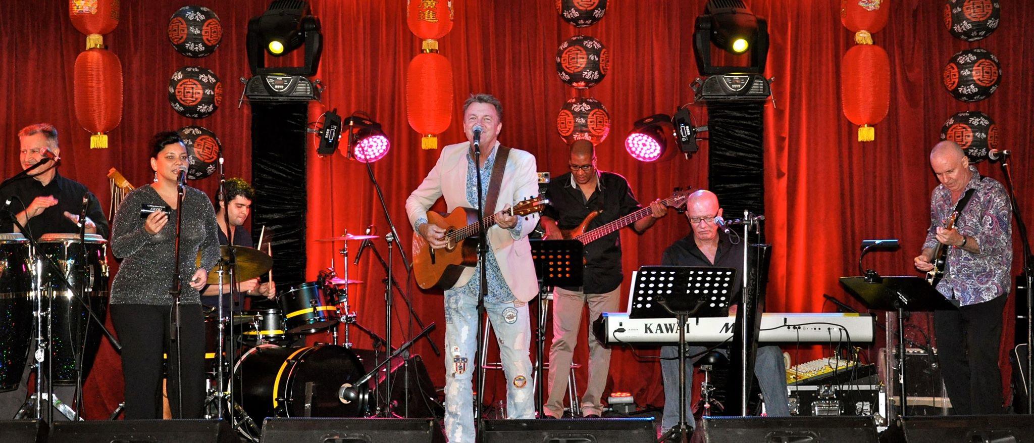 Peter Cupples & LJE Casino Cairns