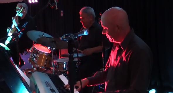 Tommy, Wayne McIntosh & Harry Rivers