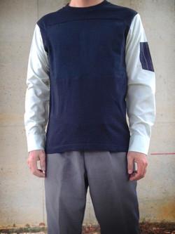 T-shirt's body-shirt's arm P/O