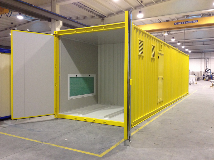 Container SHELTER.