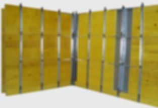Cofraje din lemn si accesorii