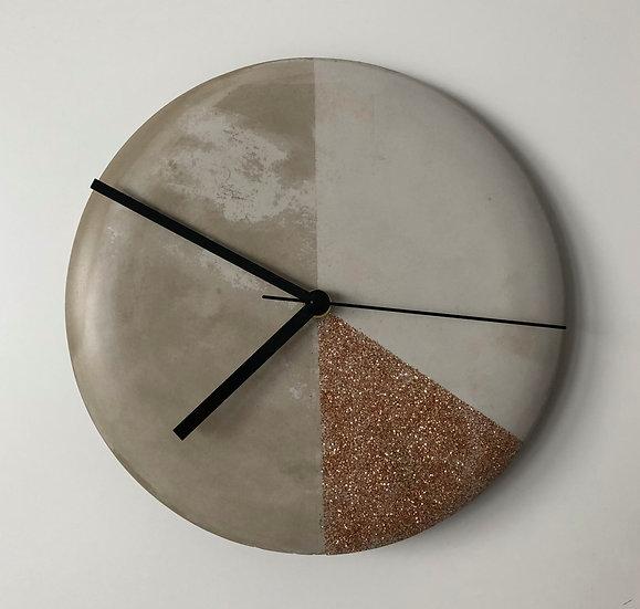 Zeit trifft Glitzer
