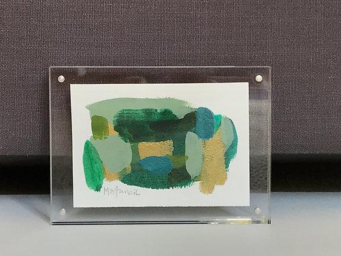 Lush Green (5 x 7)