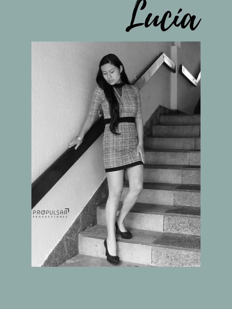 Modelo Lucia Lugar Quito Fotógrafa Maru Diseñador @loveboutique.ec