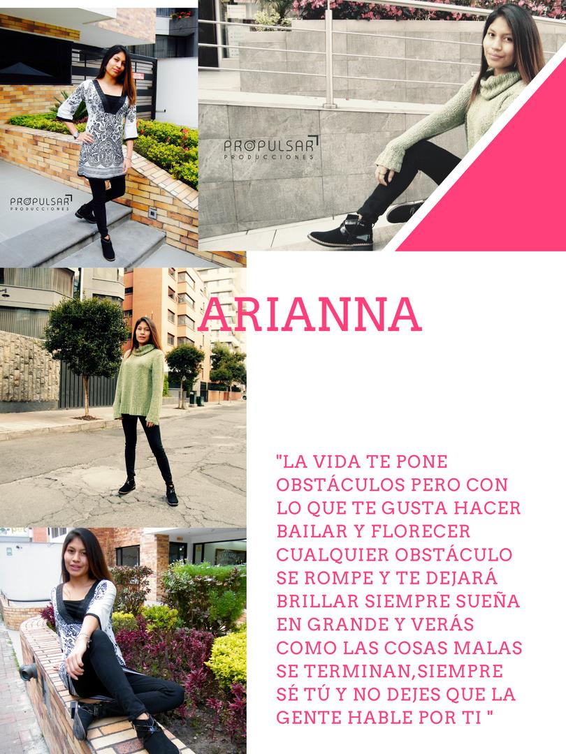 Modelo Arianna Lugar Quito Fotógrafa Maru Diseñador @loveboutique.ec
