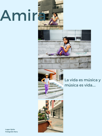 Modelo Amira Lugar Quito Fotógrafa Maru Diseñador @loveboutique.ec