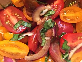 Tasty Tuesday: Tomato Salad