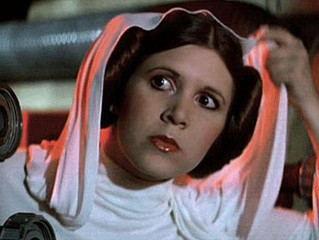 Thank you, Carrie Fisher
