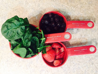 Tasty Tuesday: Antioxidant Shake